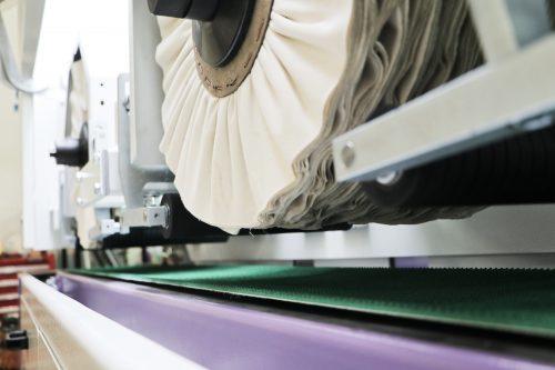 cotton buff mirror polishing wheels